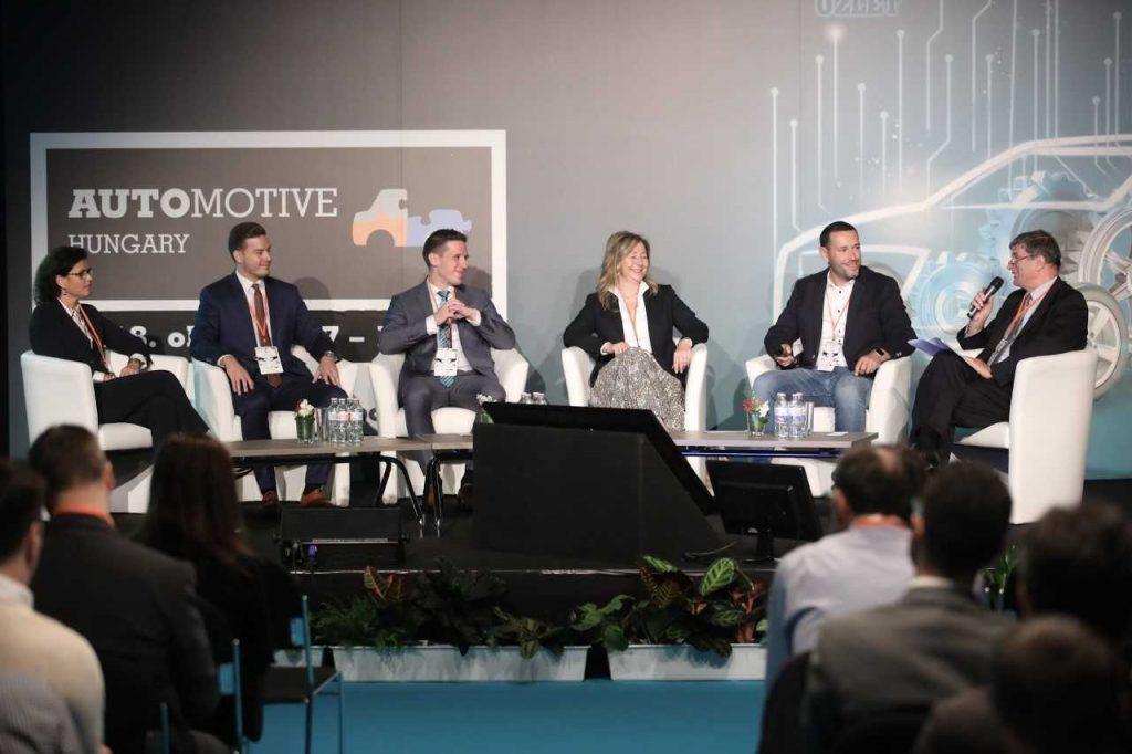 Ki hogyan csinálja? Konferencia az Ipar 4.0 fejlesztésekről az Automotive Hungary keretében
