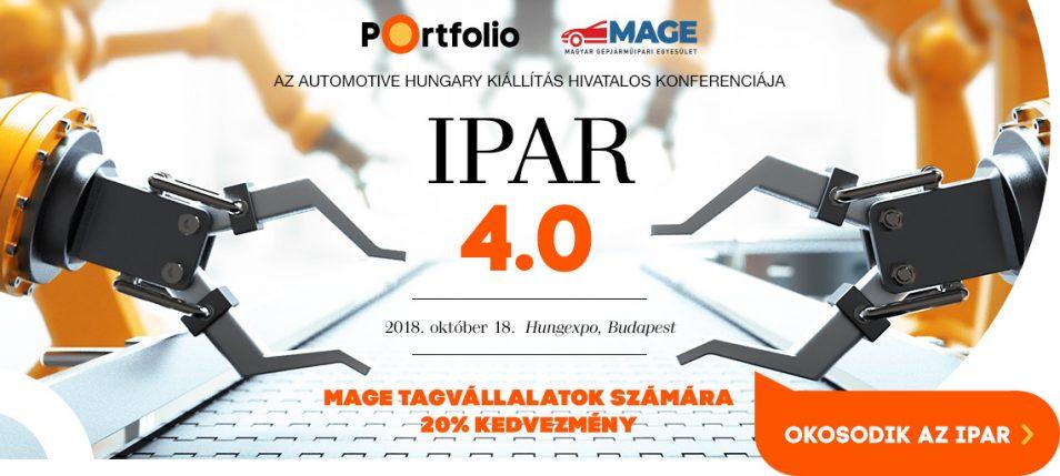 Automotive Hungary kiállítás hivatalos konferenciája 2018