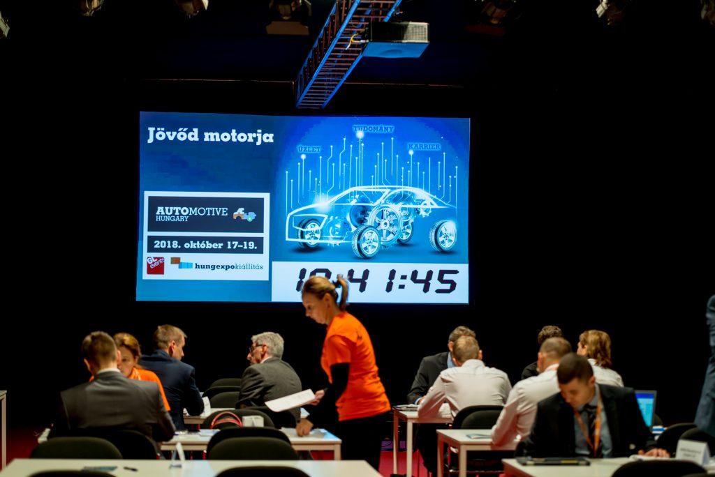 Beszállítói fórum az Automotive Hungary kiállításon