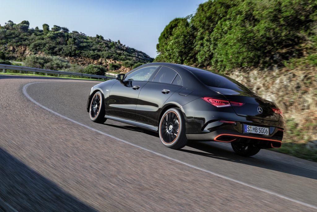 Magyarországon gyártják az új Mercedes-Benz CLA Coupé-t