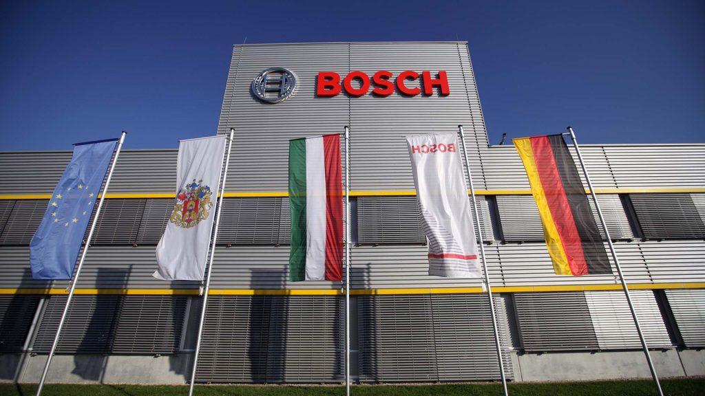 14 milliárdos beruházás és 200 milliomodik termék a Bosch miskolci autóipari gyárában