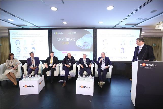 Nagy kihívás lesz a magyar járműiparnak a versenyben maradás