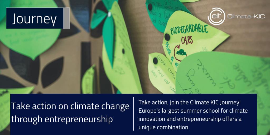 Nyári egyetem és zárókonferencia az éghajlatváltozásról elismert cégekkel, kutatóhelyekkel