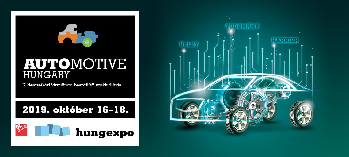 Automotive Hungary 2019
