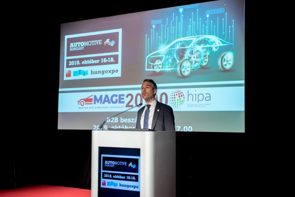 MAGE-HIPA B2B beszállítói fórum 2019