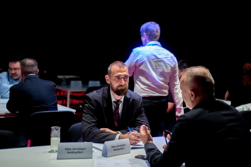 Automotive Hungary 2019 MAGE - HIPA B2B beszállítói fórum