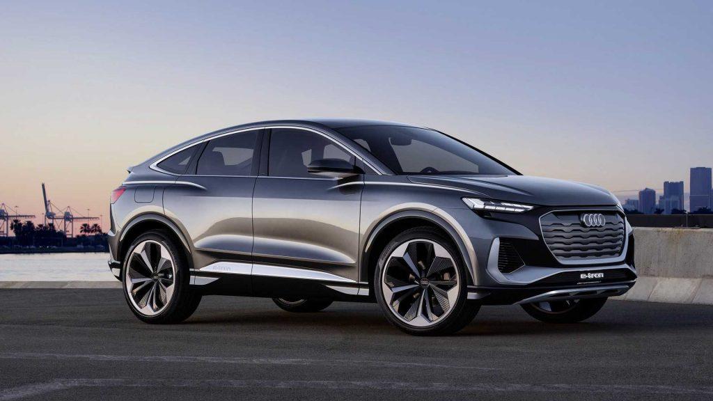 Három változatban lesz kapható az Audi Q4 e-tron