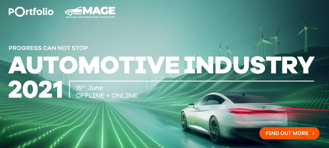 Járműipar 2021 Portfolio MAGE Angol