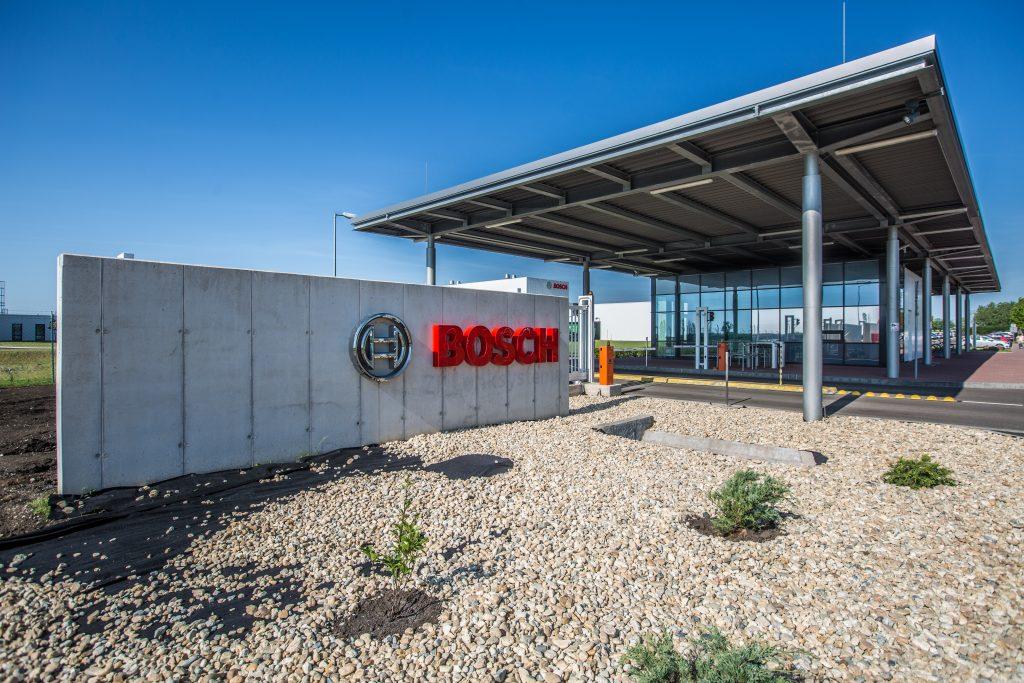 A Bosch három új beruházást indít Makláron
